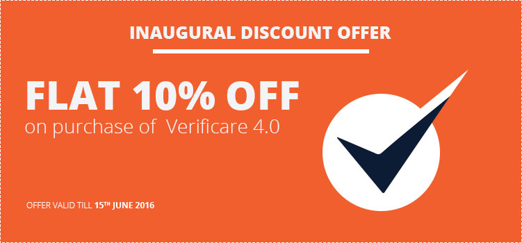 Verificare Discount Offer